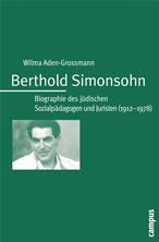 Leseprobe: Berthold Simonsohn Biographie des jüdischen Sozialpädagogen und Juristen (1912-1978)